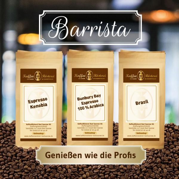 Barista Edition
