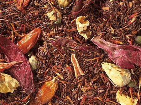 Rotbuschteemischung Feurige Schote Chili-Kirsch-Note
