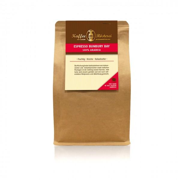 Espresso Bunbury Bay 100 % Arabica
