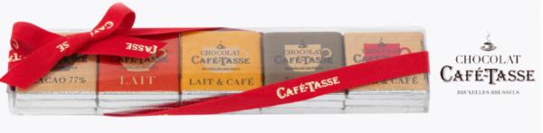 Café-Tasse Mini Tafeln 15 Stück