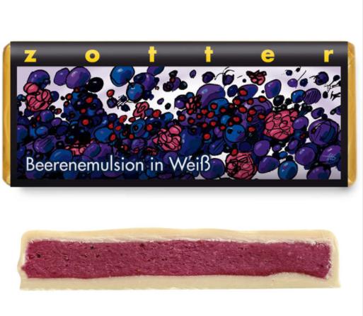 Zotter Beerenemulsion