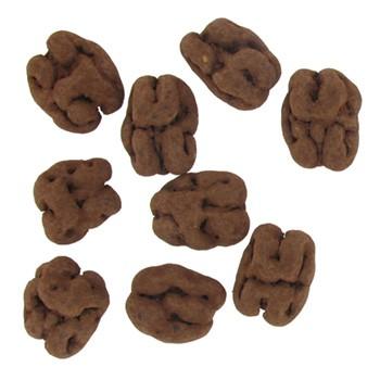 Bovetti Walnüsse umhüllt von Zartbitterschokolade