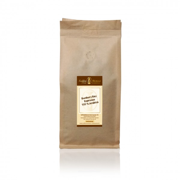 Espresso Bunbury Bay 100 % Arabica