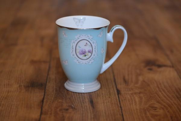 Teekanne oder Tasse
