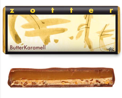 Zotter ButterKaramell