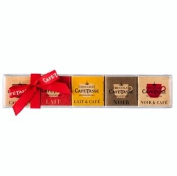 Café-Tasse Mini Tafeln 20 Stück