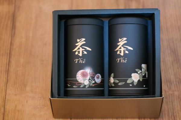 Teedosen im Geschenkkarton 100g