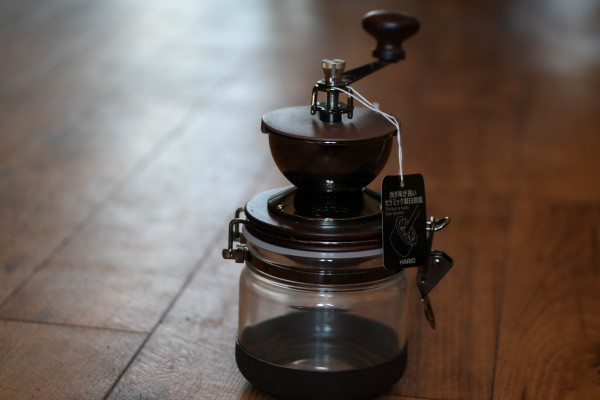 Kaffemühle Hario Canister