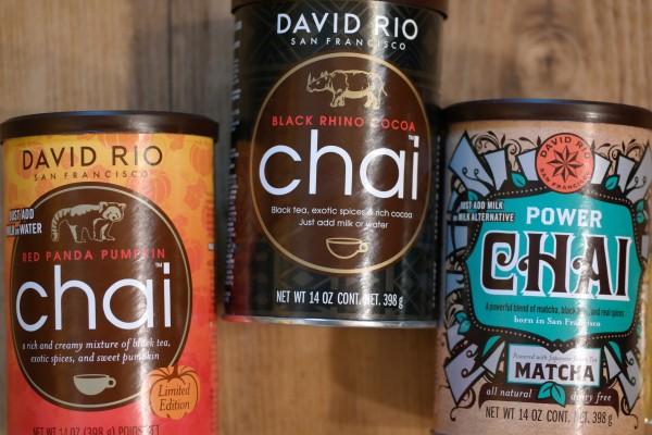 Chai Latte David Rio